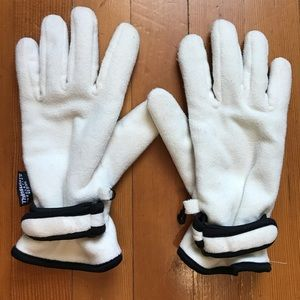 Thinsulate 40 gram gloves with wrist Velcro
